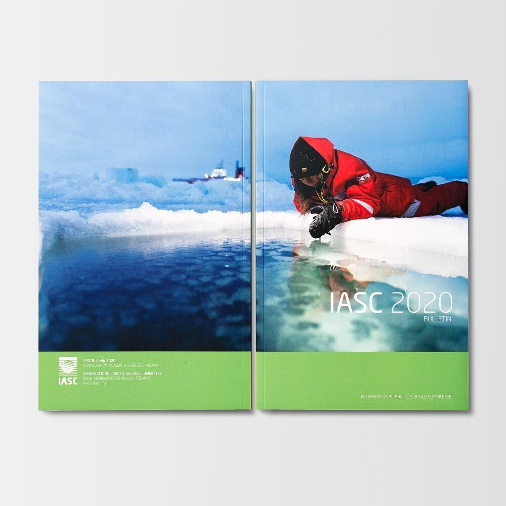 Printdesign: IASC Bulletin 2020
